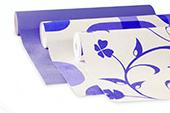Ponceblanc Echantillonnage-Papier peint